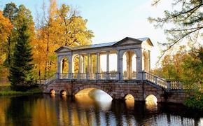 Аромат Екатерининского парка будут продавать в Царском Селе