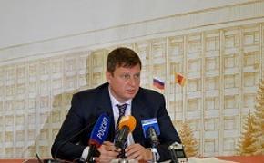 Спикер тверского парламента Андрей Епишин подвел итоги сессии