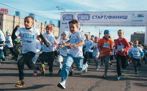 Благотворительный Забег 5275 в Парке Победы собрал более 3 млн рублей