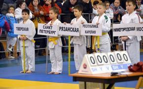 В Твери прошел Всероссийский мастерский турнир по дзюдо