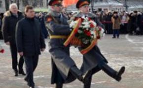 Тверь отметила 74-ю годовщину освобождения от немецко-фашистских захватчиков