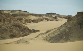 В египетской пустыне нашли странные здания, которые могут иметь отношение к НЛО