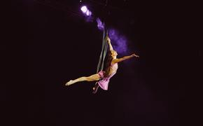 Цирк «Аквамарин» подарил «Мечту» детям