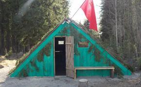 В Березовке начали строить Партизанскую слободу