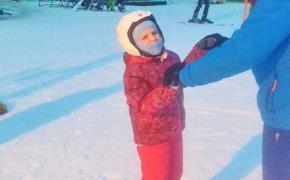 Дети с синдромом Ретта встают на горные лыжи