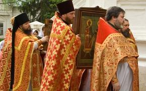 Духовный праздник для паломников