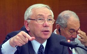 Владимир Лукин представит Тверскую область в Совете Федерации