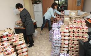 «Продукты в помощь маме» едут в регионы