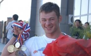 Иван Штыль завоевал золотую медаль на чемпионате России