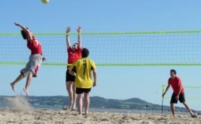 Чемпионат по пляжному волейболу стартует во Владивостоке