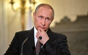 Президент Путин побывал на мясоперерабатывающем заводе в Тверской области