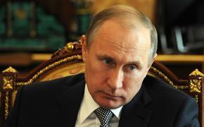 Путин похвалил тверское молоко и работу губернатора Рудени