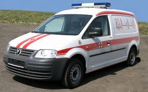 Машина спасения. В конце сентября в Ангарск приедет мобильный хоспис