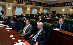 Тверской парламент одобрил изменения, внесенные в областной бюджет-2016
