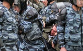 Во время спецоперации в Нижнем Новгороде контужены двое бойцов СОБРа