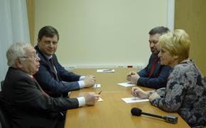 Тверские сенаторы встретились с Уполномоченным по правам человека