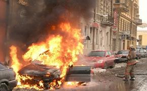 В новогоднюю ночь под Тверью заживо сгорел подвыпивший водитель