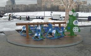 Лошадка-качалка «Арифметики добра» появилась на улицах столицы