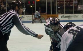 Российские хоккеисты перед матчем со сборной США победили Латвию