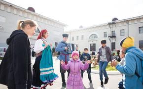 «Дети рождены для объятий». Праздник приемных семей в Москве