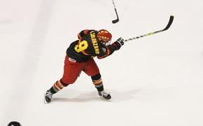 Один из лучших российских хоккеистов Данис Зарипов попался на допинге