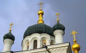 В Челябинске подростки устроили паркур на куполах храма (ВИДЕО)