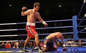 Алексей Васильев: такого в боксе еще не было