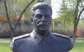 Бюсту Сталина в Новосибирске подобрали место рядом с Жуковым и Рокоссовским