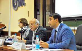 Состоялось очередное заседание Совета ректоров вузов Новосибирской области