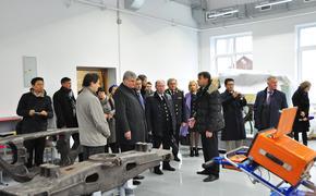 Сибирский университет путей сообщения отметил свое 85-летие
