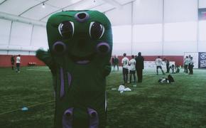 Шанс на успех: дети-сироты из разных стран мира сыграли в футбол