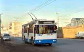 С 1 декабря изменятся маршруты троллейбусов №3 и 17 в Екатеринбурге