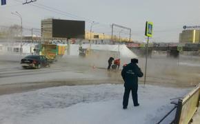 Причиной коммунальных ЧП в Екатеринбурге названа малоснежная зима