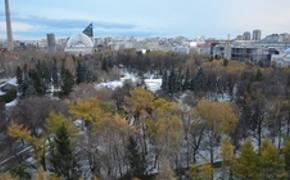 Минувший ноябрь на Урале оказался одним из самых теплых за 100 лет
