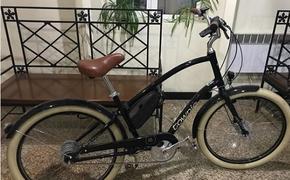 Свердловский губернатор продает личный велосипед