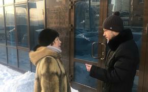 Свердловская пенсионерка успешно атаковала штаб Собчак в Екатеринбурге