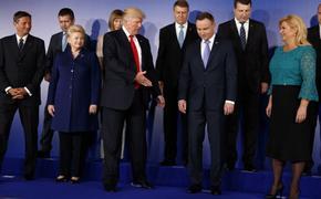 Запад уничтожает экономику Прибалтики. И поделом!