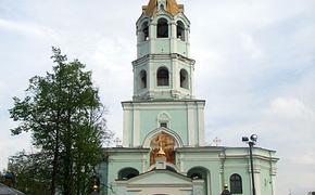 Как «верующие» в храме в центре Москвы на журналиста напали...