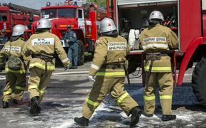 Во время пожара в казанском ТЦ не сработала сигнализация