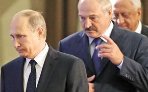 Отношения Москвы и Минска поразил инсульт