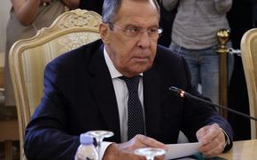 Лавров высказался о желании Украины выйти из договора о дружбе с Россией