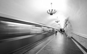 Подозреваемый в убийстве полицейского в метро Москвы скрылся на поезде