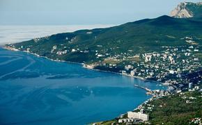 В Крыму спасли унесенных ветром