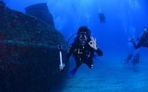 У берегов Крыма нашли затонувший корабль 1920 года