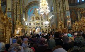 После визита Папы Римского в Ригу привезли православную святыню