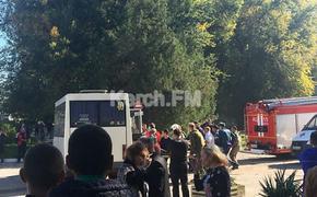 К месту взрыва в Керчи из Подмосковья вылетит самолет МЧС России