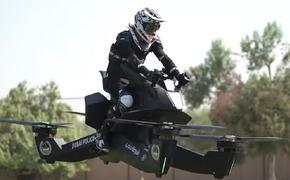 В Дубае полицейские будут летать на российских мотоциклах