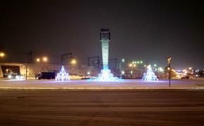 Пермь готовится к Новому году