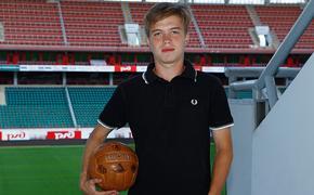 Названа предварительная причина смерти 18-летнего  игрока «Локомотива» Ломакина