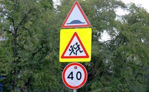 В России введены новые дорожные знаки и разметка